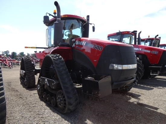 2014 Case IH 500 RT16 Tractor For Sale