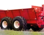 Manure Spreader-Dry/Pull Type For Sale: 2014 Meyer 8865