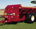 Manure Spreader-Dry/Pull Type For Sale: 2015 H & S TS 5142