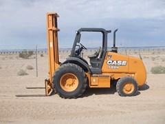 Lift Truck/Fork Lift-Rough Terrain :  Case 588H