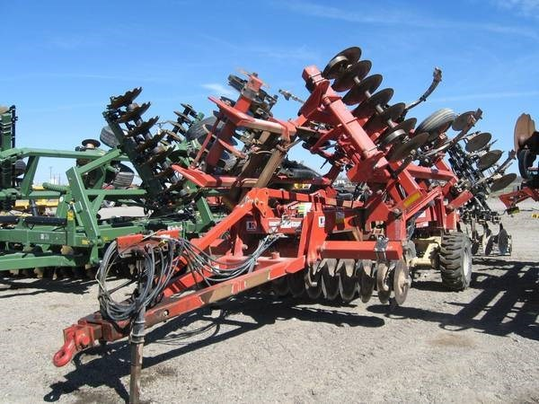2009 Krause 4850 Disk Ripper For Sale