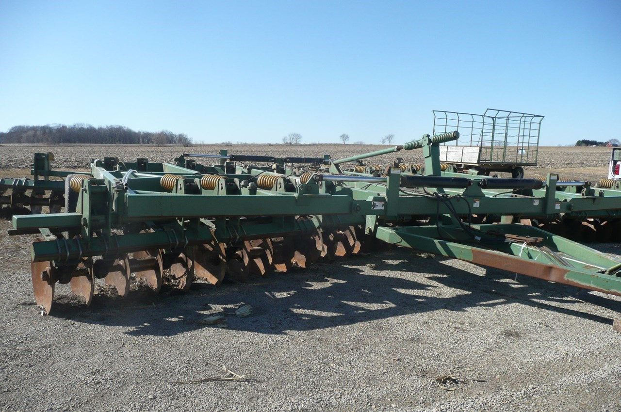Wishek 862NT Disk Harrow For Sale