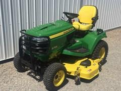 Riding Mower For Sale 2014 John Deere X758