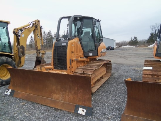 2011 Case 750L Dozer For Sale
