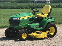 Riding Mower For Sale 2015 John Deere X730 , 25 HP