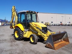 Loader Backhoe For Sale 2012 New Holland B95C , 97 HP