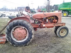 Tractor For Sale:  1950 Allis - Chalmers WD , 19 HP