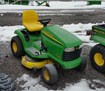 Riding Mower For Sale:  2003 John Deere LT160 , 16 HP