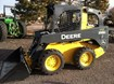 Skid Steer For Sale:  2012 John Deere 318D