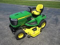 Riding Mower For Sale 2015 John Deere X754 , 24 HP