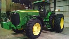 Tractor For Sale:  2003 John Deere 8120 , 170 HP