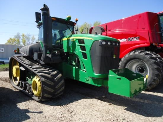 2009 John Deere 9630T Tractor For Sale
