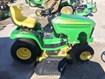 Riding Mower For Sale:  2005 John Deere LX280 , 18 HP