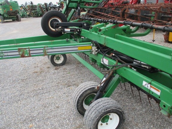 Rolling Basket Harrow : Unverferth rolling harrow ii basket for sale