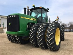 Tractor For Sale:  2006 John Deere 9620 , 500 HP