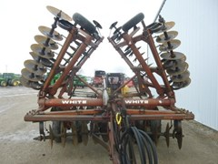Disk Harrow For Sale White 271