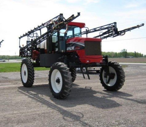 2005 Apache AS850 Sprayer-Self Propelled For Sale
