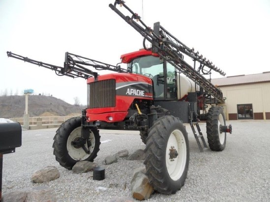 2005 Apache AS1000 Sprayer-Self Propelled For Sale