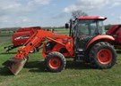 Tractor For Sale:  2010 Kubota M7040D , 62 HP