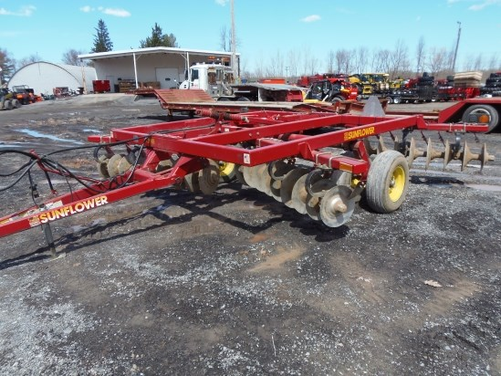 2000 Sunflower 1211-13 13' DISC Tillage For Sale