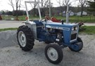 Tractor For Sale:  1978 Ford 1600 , 23 HP