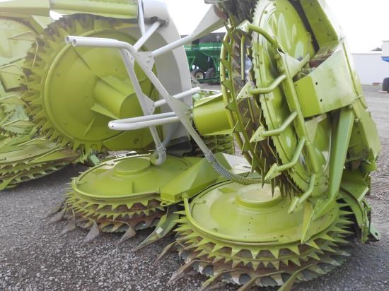 2009 Claas ORBIS 600 Forage Head-Row Crop For Sale
