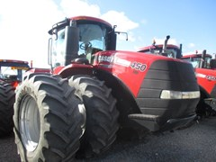 Tractor For Sale 2012 Case IH STX450 , 450 HP