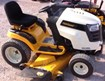Riding Mower For Sale:  2013 Cub Cadet LTG1054 , 26 HP