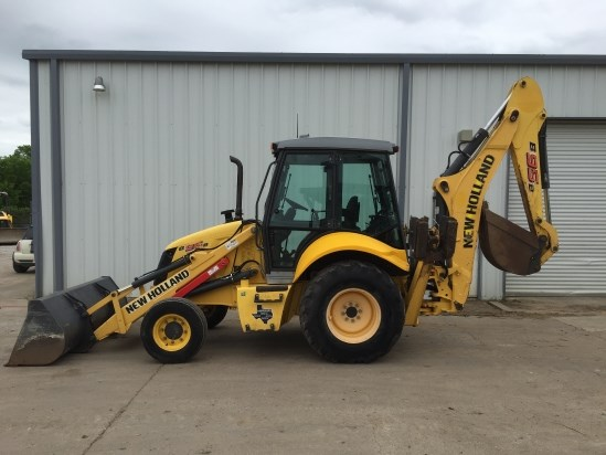 2009 New Holland B95B Loader Backhoe For Sale
