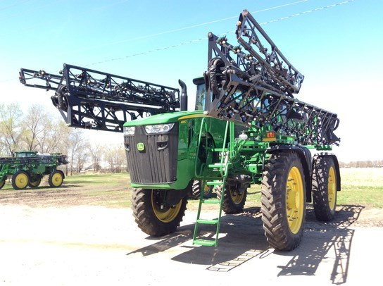 2013 John Deere 4940 Sprayer-Self Propelled For Sale
