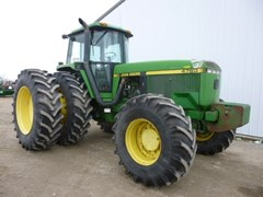 Tractor For Sale 1993 John Deere 4760 , 175 HP