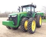 Tractor For Sale: 2013 John Deere 8285R, 285 HP
