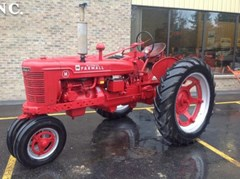 Tractor For Sale:   International H