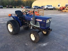 Tractor For Sale:   Yanmar YM180F