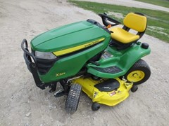 Riding Mower For Sale 2015 John Deere X324 , 22 HP