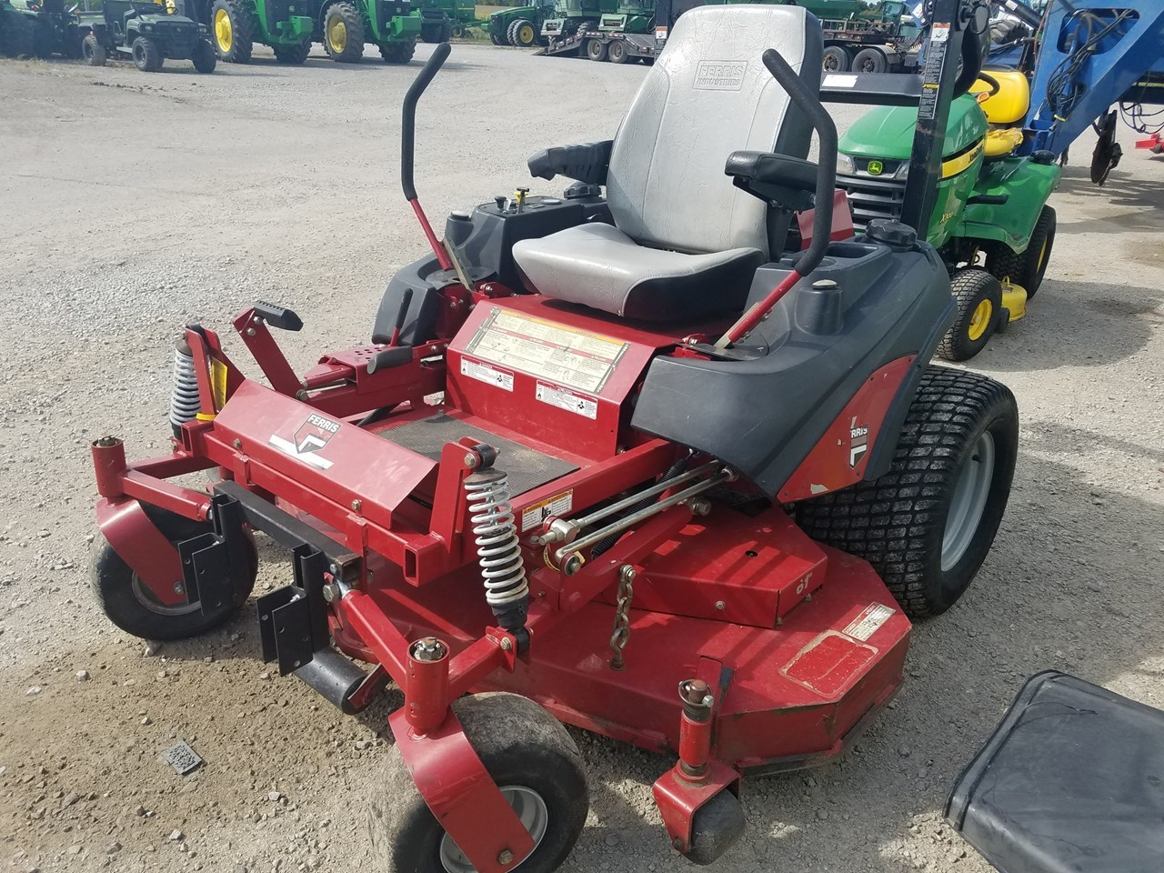 2006 Ferris 3100 Riding Mower For Sale