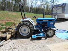 Tractor For Sale:  1997 New Holland 1715