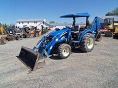 Tractor For Sale:  2006 New Holland TC40DA , 40 HP