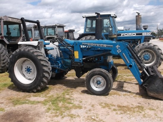 Ford 6n Tractor : Ford tractor for sale s h farm supply inc