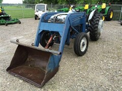 Tractor For Sale:  1959 Ford 600