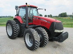 Tractor For Sale:  2008 Case IH Magnum 275 , 275 HP