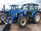 Tractor For Sale:  2007 New Holland TL90A , 90 HP
