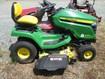 Riding Mower For Sale:  2015 John Deere X300