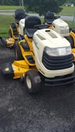 Riding Mower For Sale:  2008 Cub Cadet GT1554