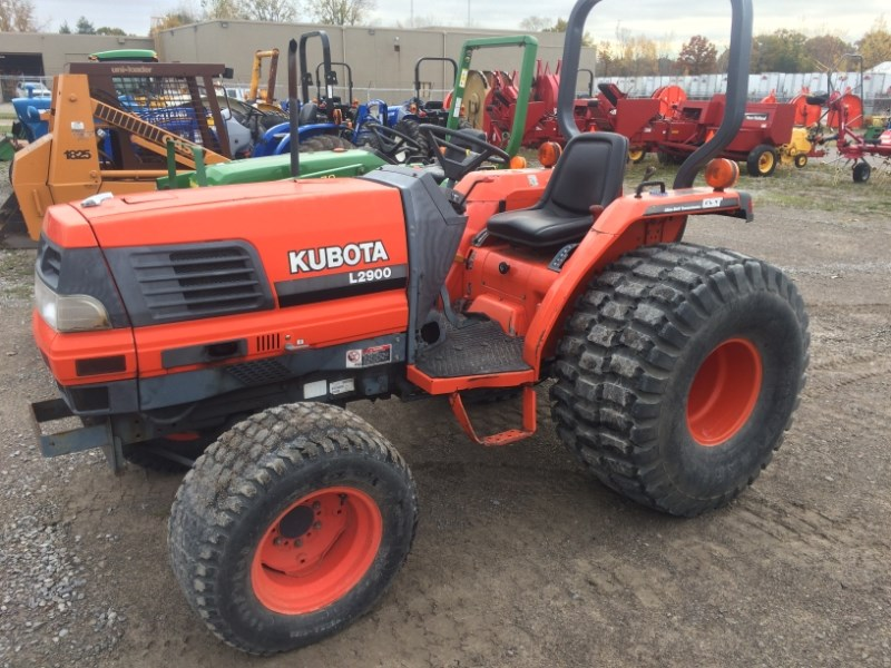 1998 Kubota L2900-GST Tractor For Sale