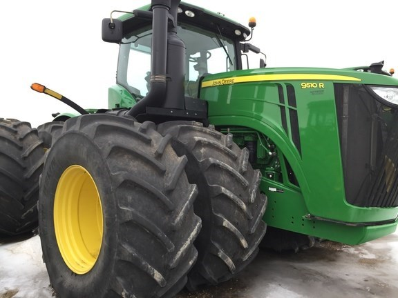 2014 John Deere 9510R Tractor For Sale