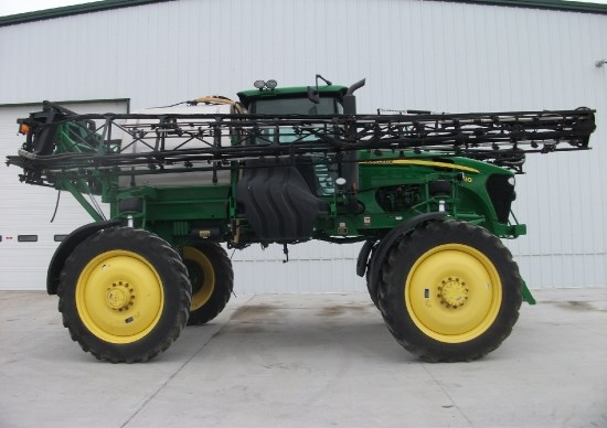 2012 John Deere 4830 Sprayer-Self Propelled For Sale