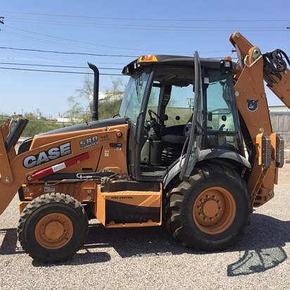 2014 Case 580SN Tractor