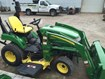 Tractor For Sale:  2009 John Deere 2305 , 23 HP
