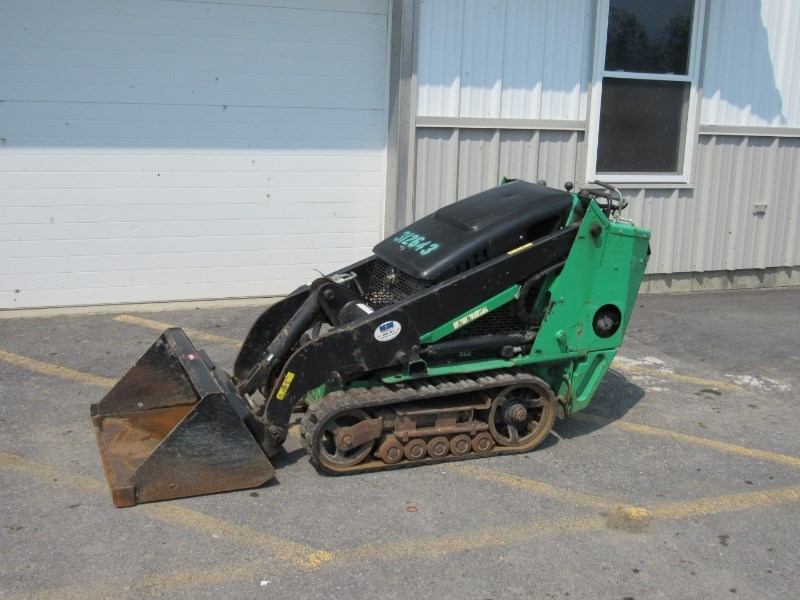 2010 Toro TX427 Compact Loader-Walk Behind For Sale